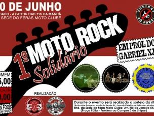 1º Moto Rock Solidário
